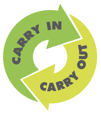 Carry In Carry Out Park